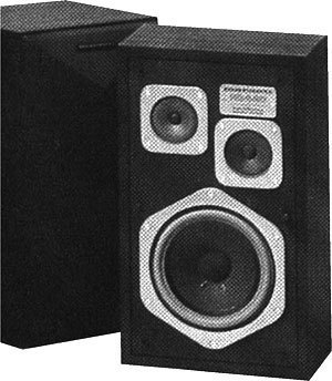 Suspension foam Marantz HD440 woofer