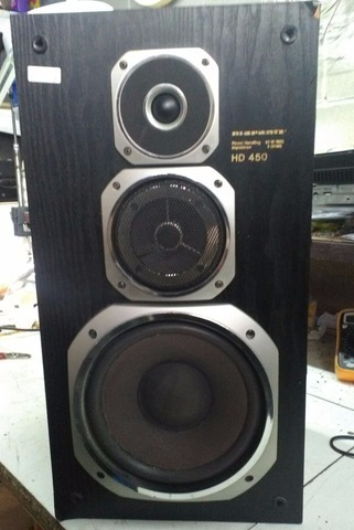 Suspension foam marantz hd450 woofer